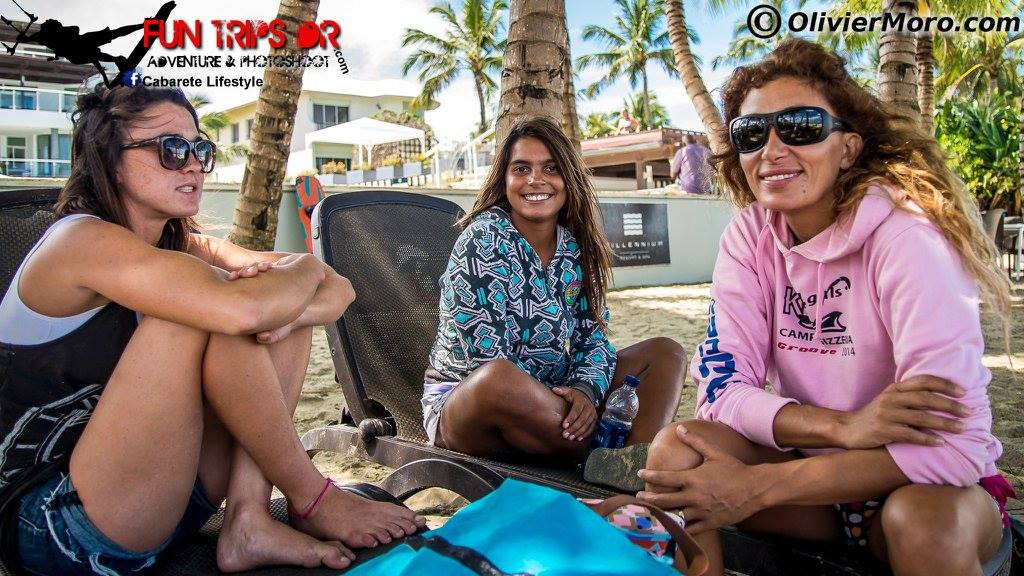 DR Open Kiteboarding Competition