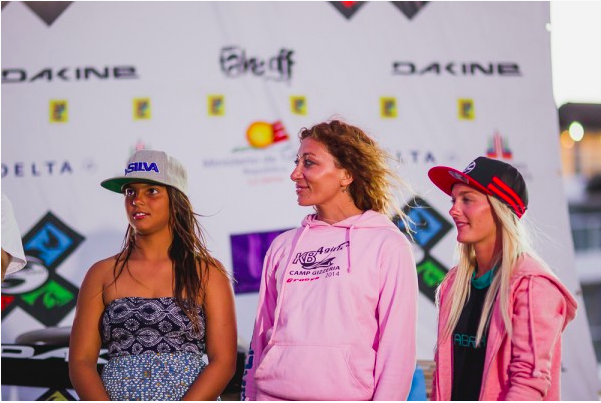 WaterGirls at Master of the Ocean 2015