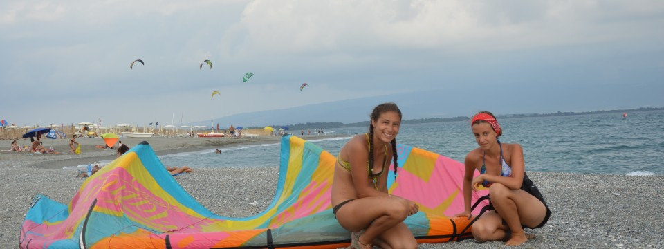 KB4Girls camp 4°edition at CoolBay Gizzeria
